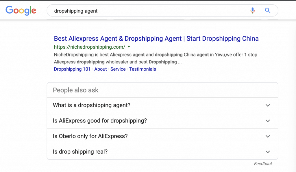 The right way to Discover a Good Dropshipping Provider