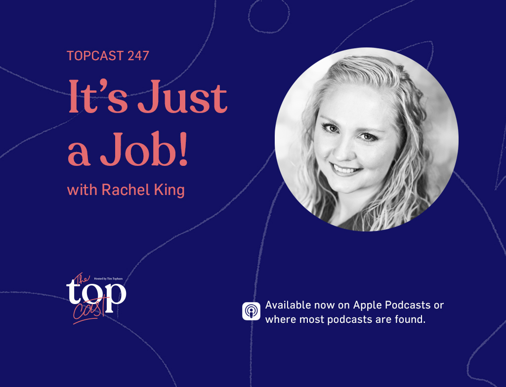 TC247: It's Just a Paid position! with Rachel California king
