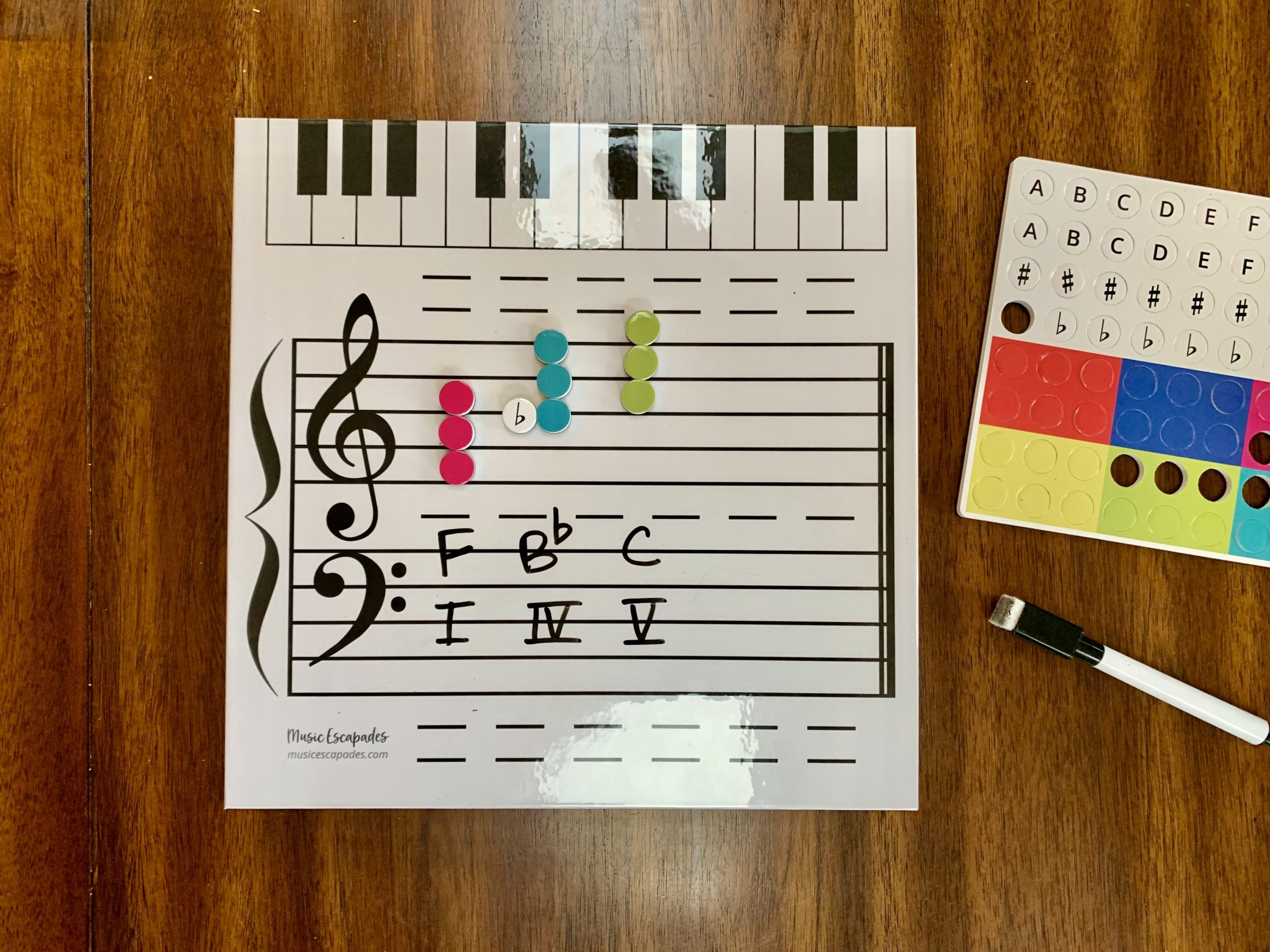 Follow-up Review & Giveaway: Wendy Chan's Teaching Resources from MusicEscapades.com