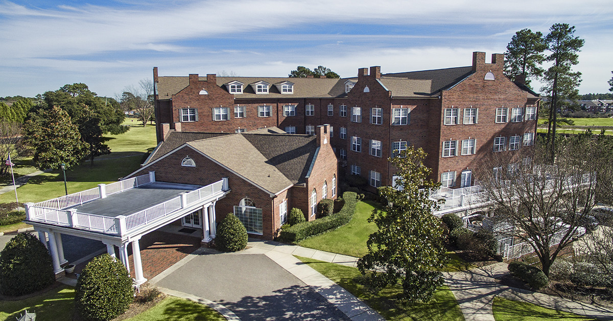 The Carolina Inn Launches Series of On-Site Events  at the Assisted Living Community