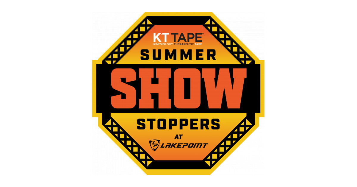 LakePoint Sports activities To Host KT Tape Summer time Present Stoppers, July 23-25