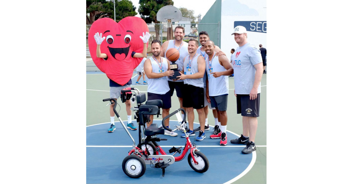 Which Los Angeles Regulation Agency Gained the Basketball Battle for Charity?