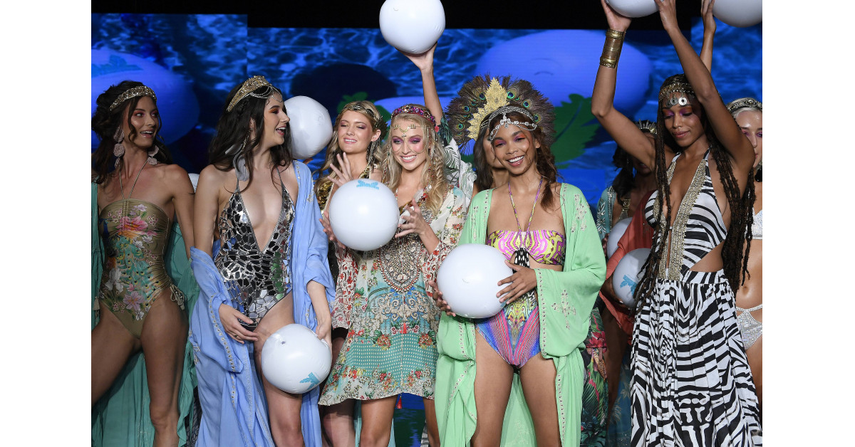 Miami Swim Week Powered by Art Hearts Fashion Features Over 30 Designers in Stunning Week of Shows at the Faena Forum