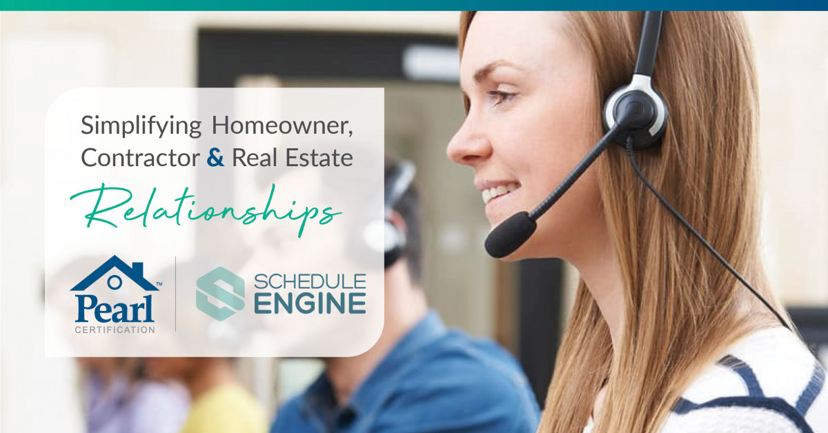 Simplifying Homeowner, Contractor, and Real Estate Relationships