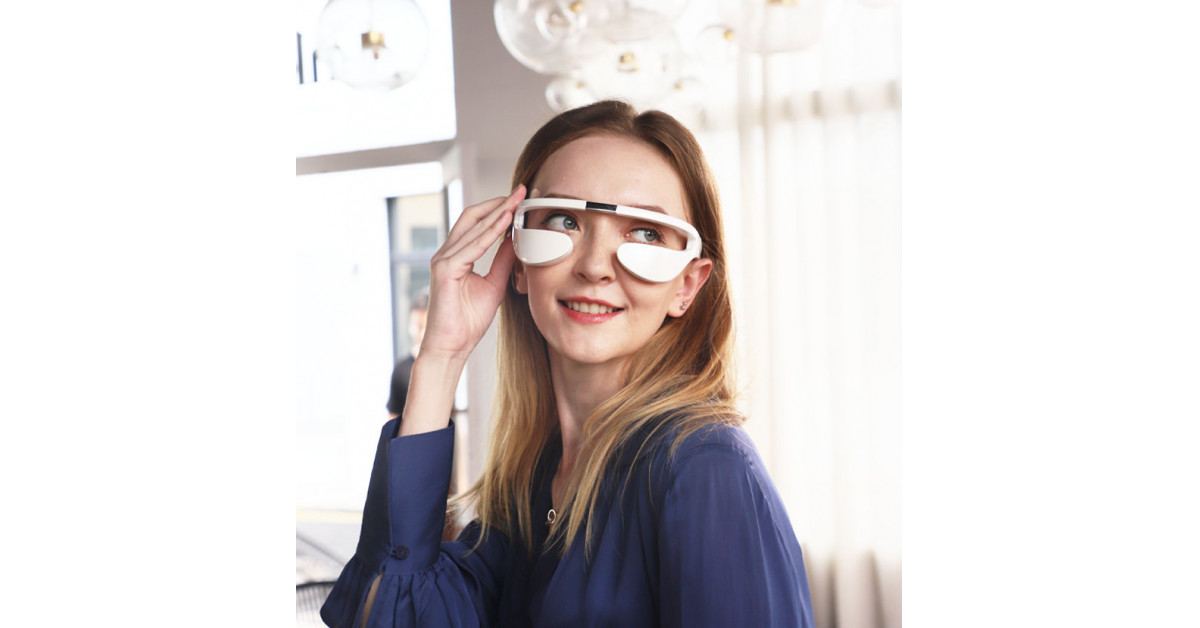ADD COLOR EyeDear Broadcasts the Launch of the Subsequent-Gen Wearable Eye Care Machine on Kickstarter