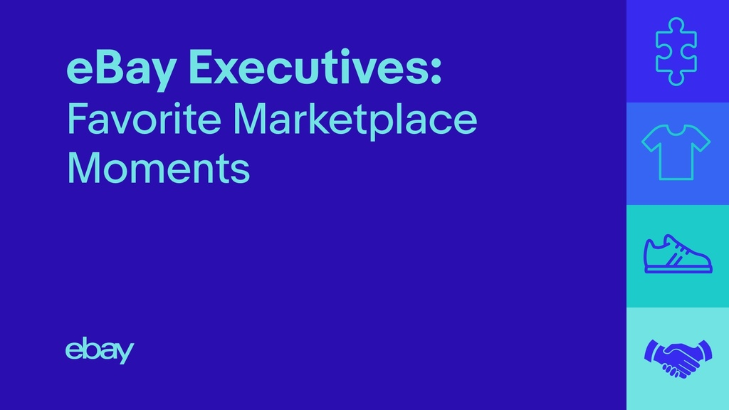eBay's Executive Leaders Stock Their Favorite eBay Thoughts