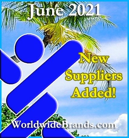 Bulk suppliers and Dropshippers Put in in June 2021