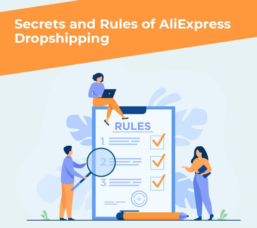 Scams and Rules amongst AliExpress Dropshipping