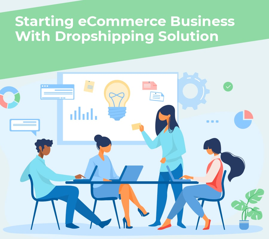 Ranging eCommerce Enterprise Now with Dropshipping Answer