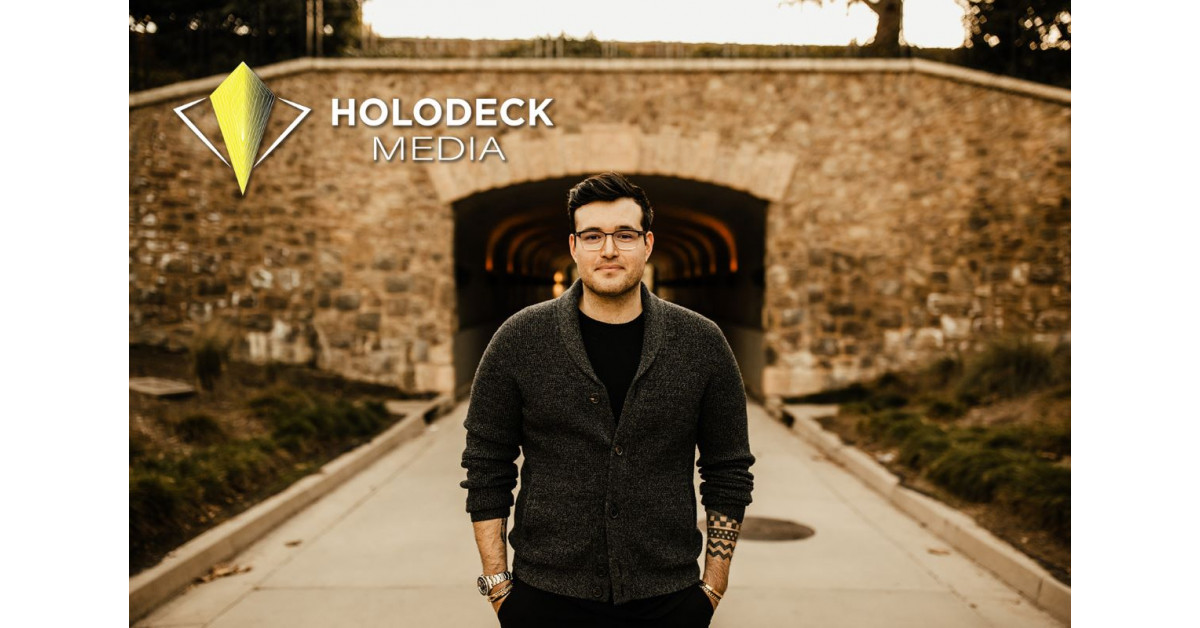 Holodeck Media Appoints Jimmy Baratta, J.D., as Its New Chief Gaming Officer