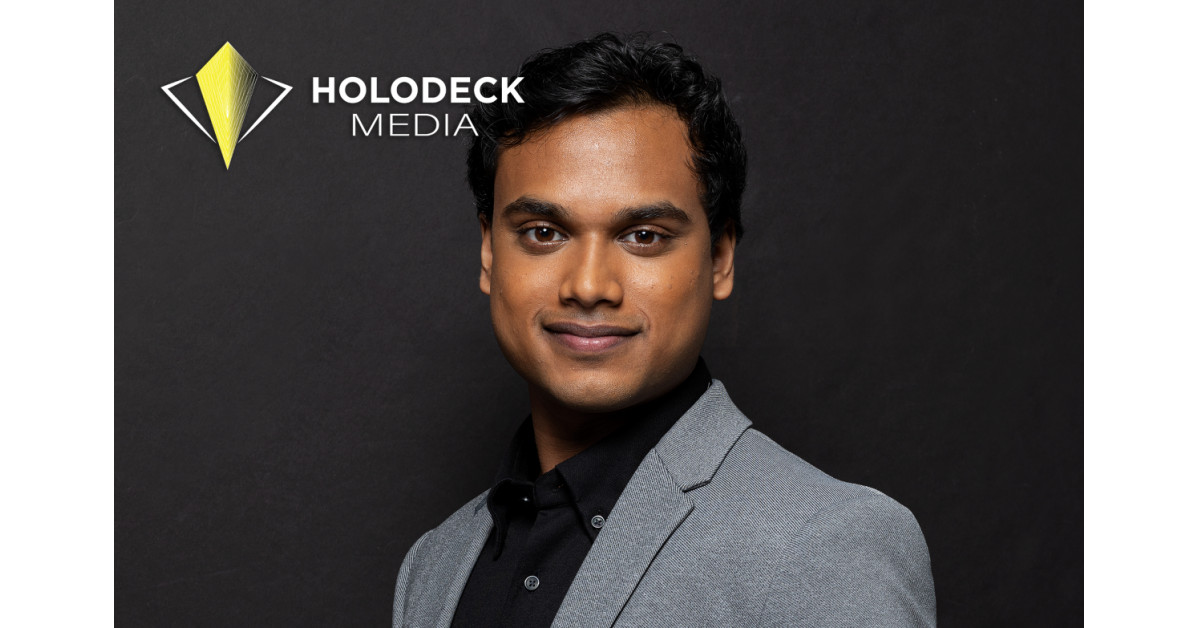 Jimmy Mondal Joins Holodeck Media as Executive Producer and Host