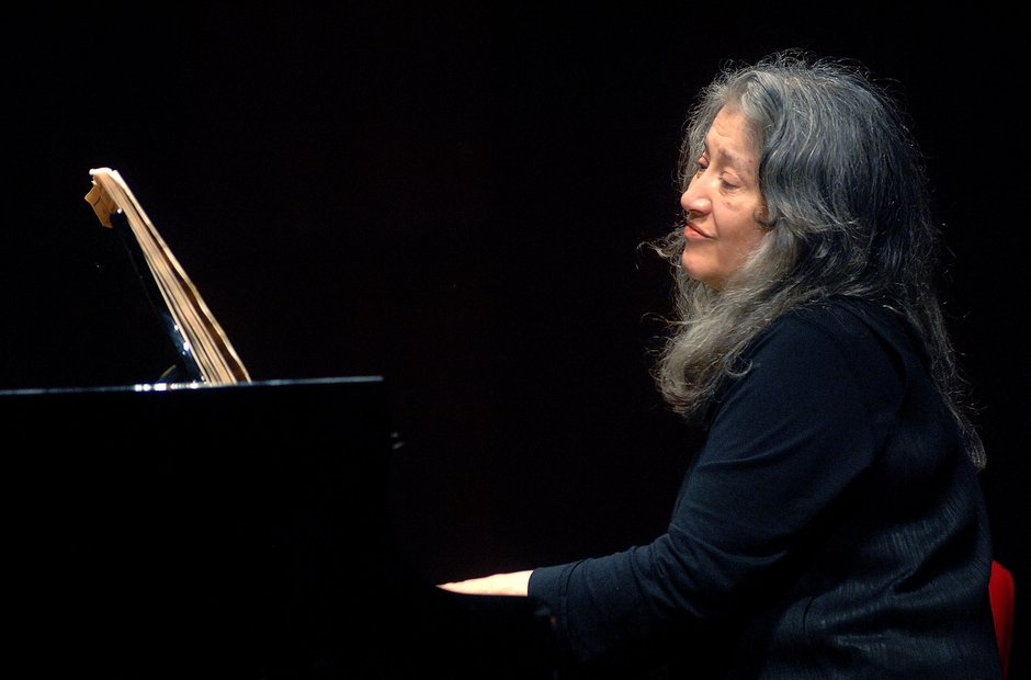 """""""We humans need music"""" – Martha Argerich at 80 – Ever Totally Irresistible"""