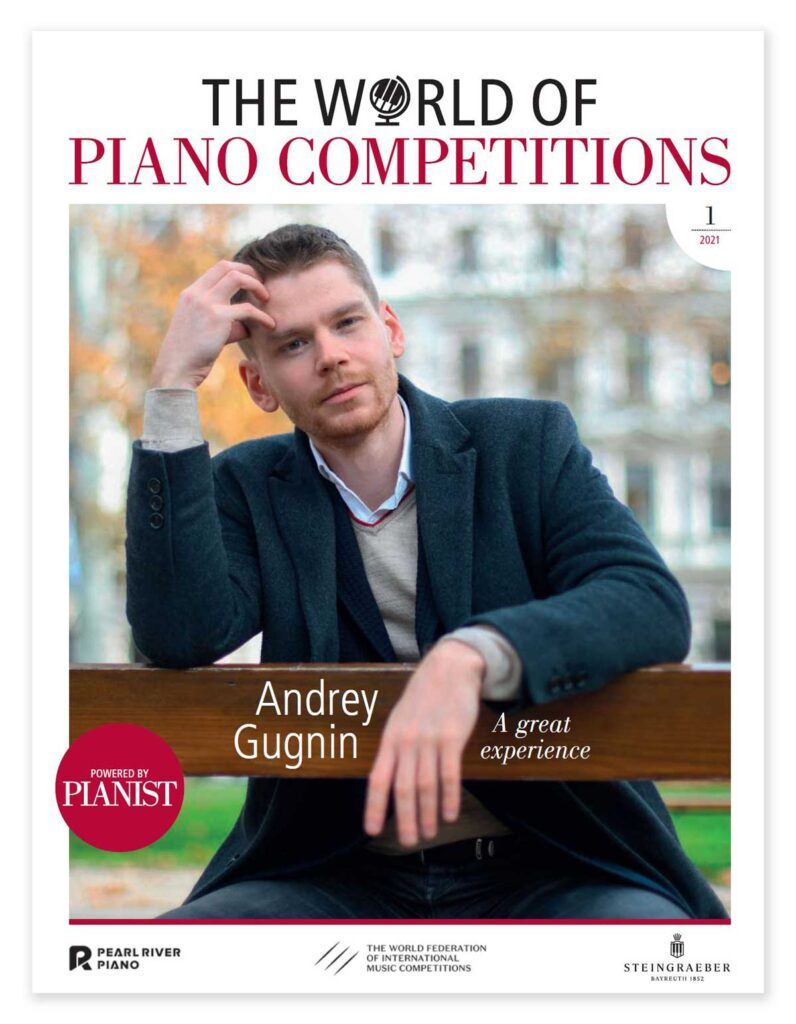 The World of Piano Competitions – issue 1 2021