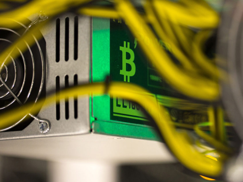 Change to Crypto Provision in Infrastructure Invoice Blocked