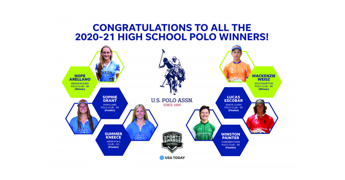 U.S. Polo Assn. and USA TODAY Excessive Faculty Sports activities Awards (HSSA) Announce Nation's High Pupil Athletes within the Star-Studded Pupil Awards Program