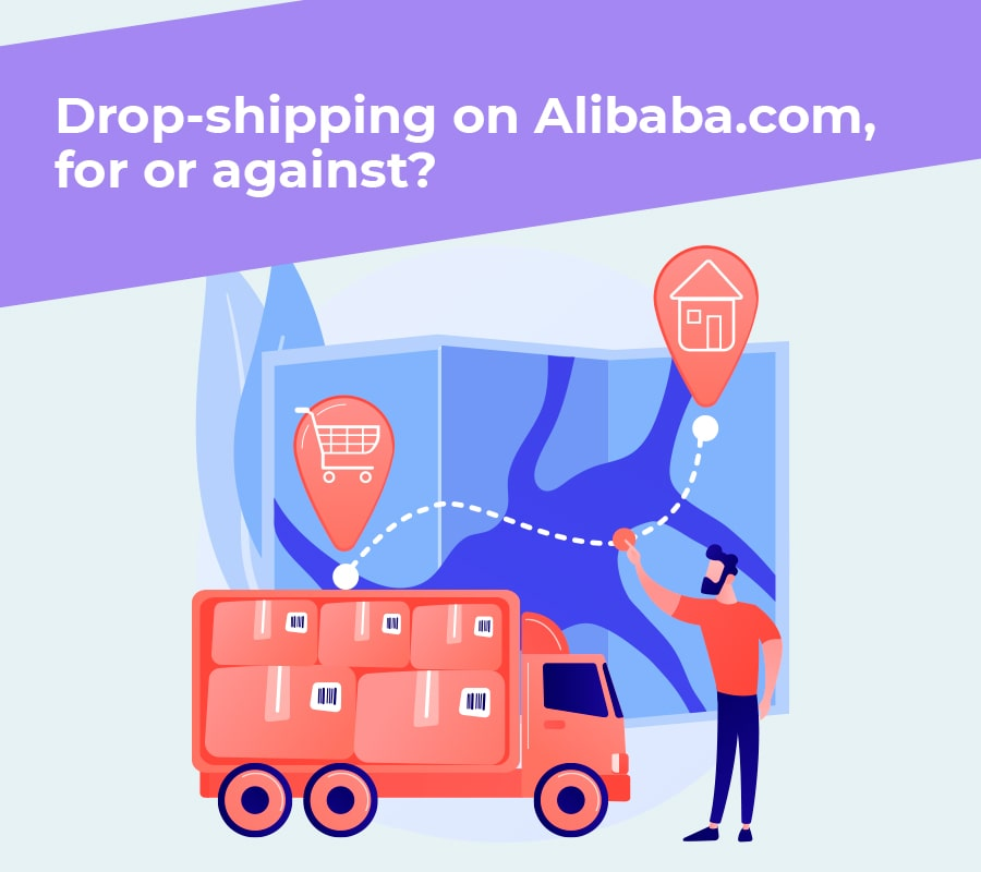 Dropshipping on Alibaba: must you occur to be for or on?