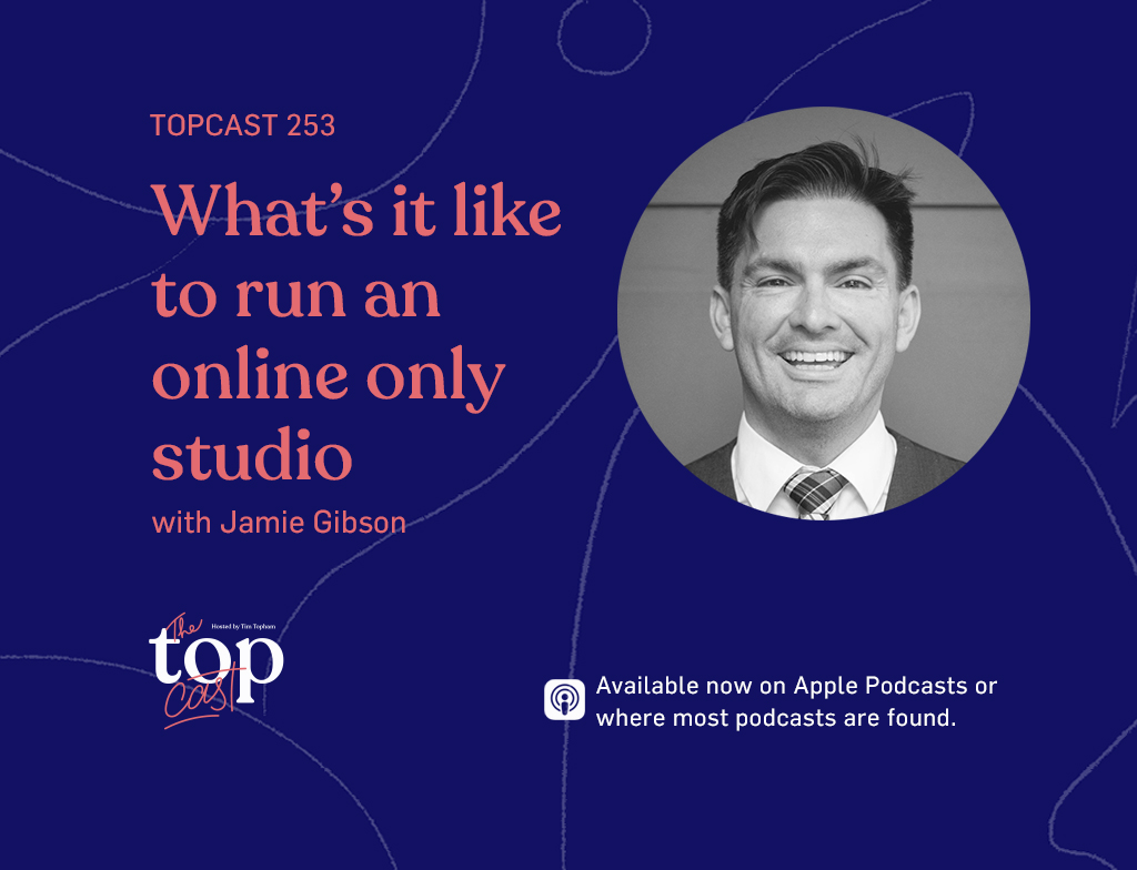 TC253: What it's wish to run a web-based solely studio with Jaime Gibson