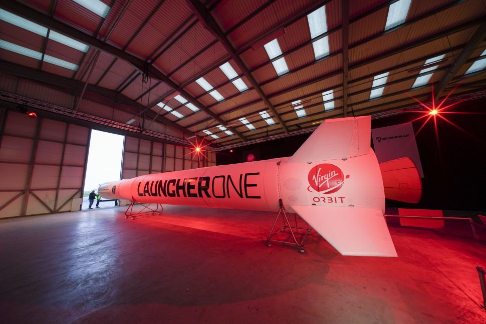 Virgin Orbit to Go Public at Enormous Valuation, Persevering with Richard Branson's SPAC Spree