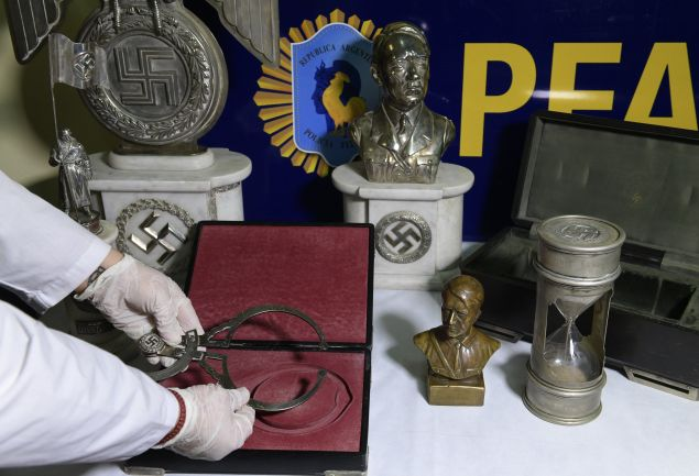 Nazi Artifacts Have been Simply Discovered Stashed in an Unassuming Home in Hagen, Germany