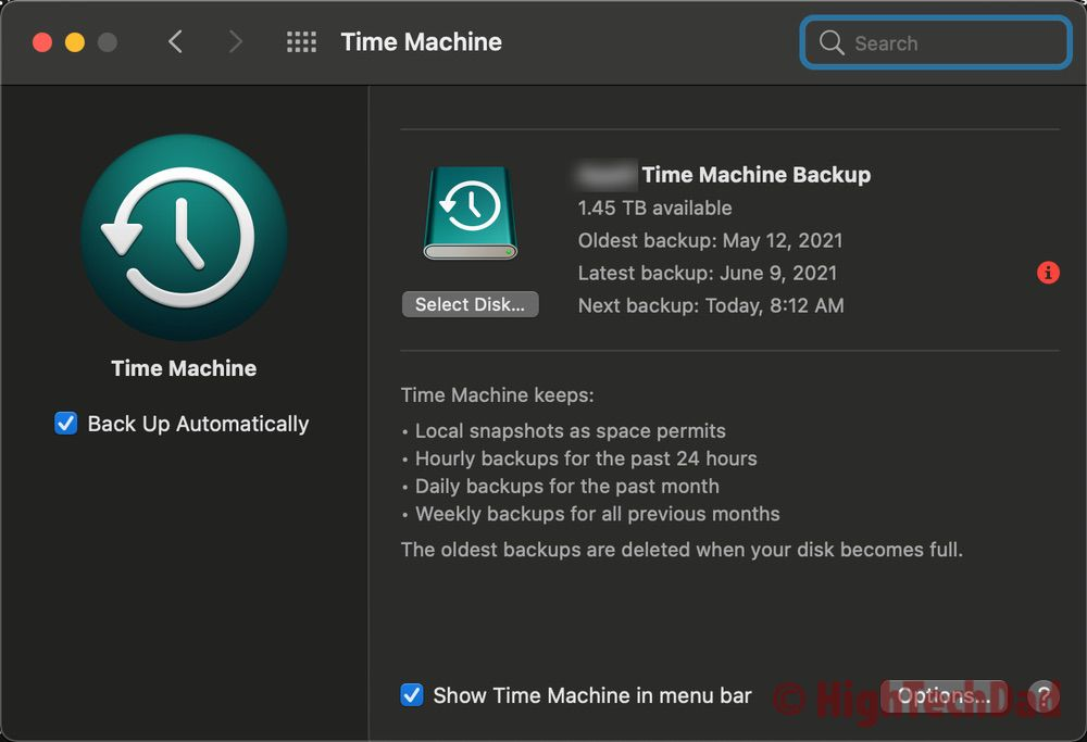 Functions OneDrive and Time Machine? The very best methodology to Repair One Annoying Error with time Machine Simply!