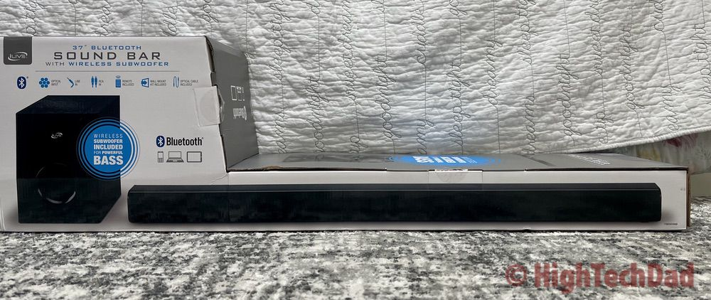 Sometimes the iLive HD Sound Bar Taking part in A number of Units & has a Cellphone Sub – Assessment