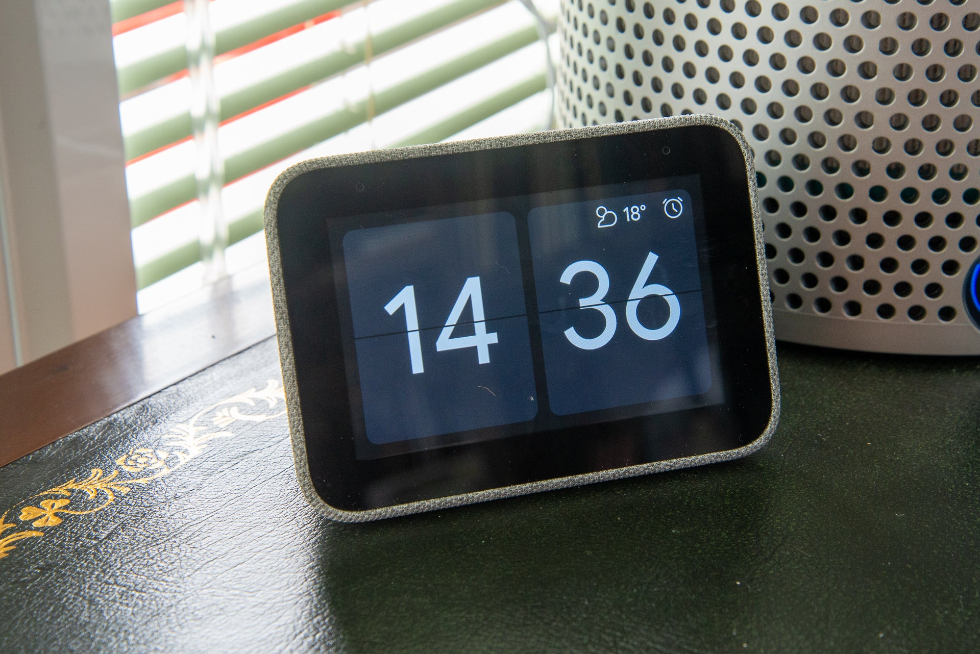 Energise your mornings with 50% off the Lenovo Sensible Clock