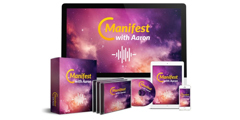 Manifest With Aaron Program Opinions – Does This Distinctive Audio Observe By Aaron Surtees Manifest Your Goals?