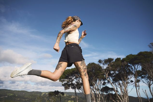 Allbirds Simply Debuted Its First Assortment of Trendy and Sustainable Activewear