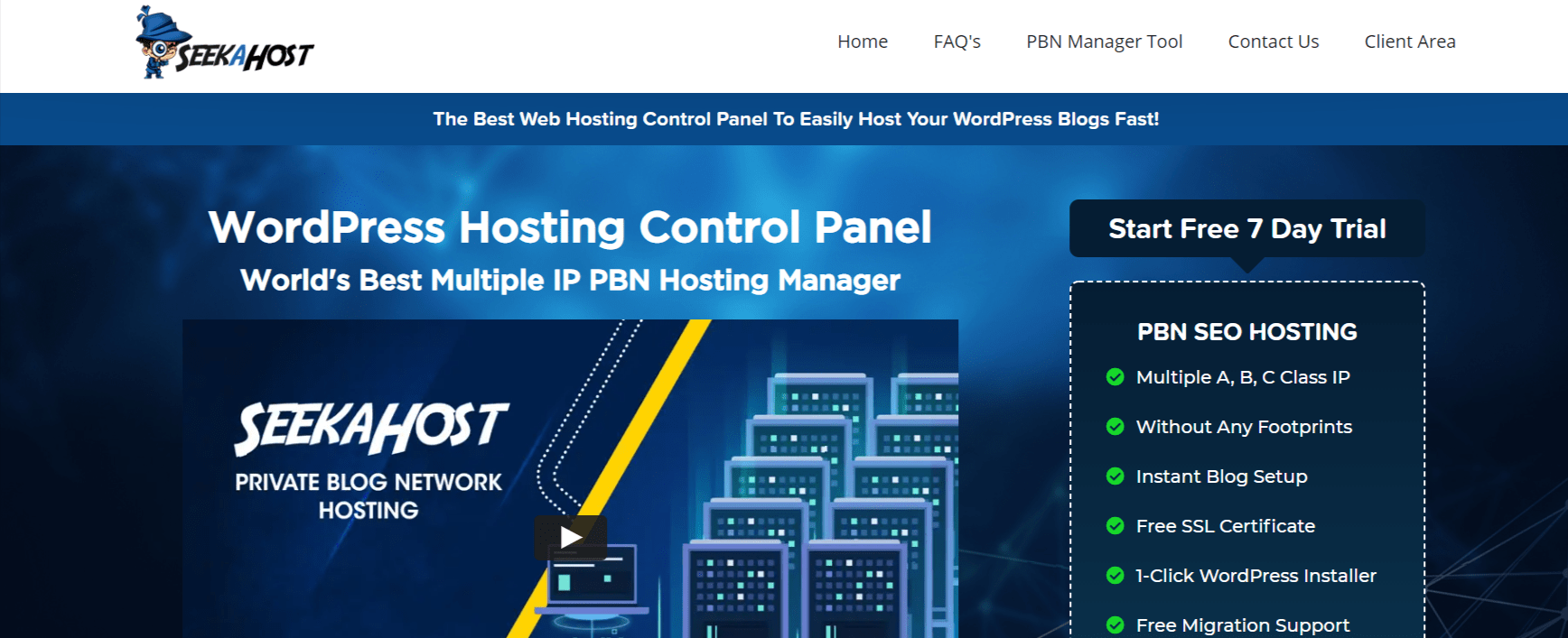 SeekaHost App Evaluation 2021: Is This Most cost-effective Net Internet hosting? (100% Examined)
