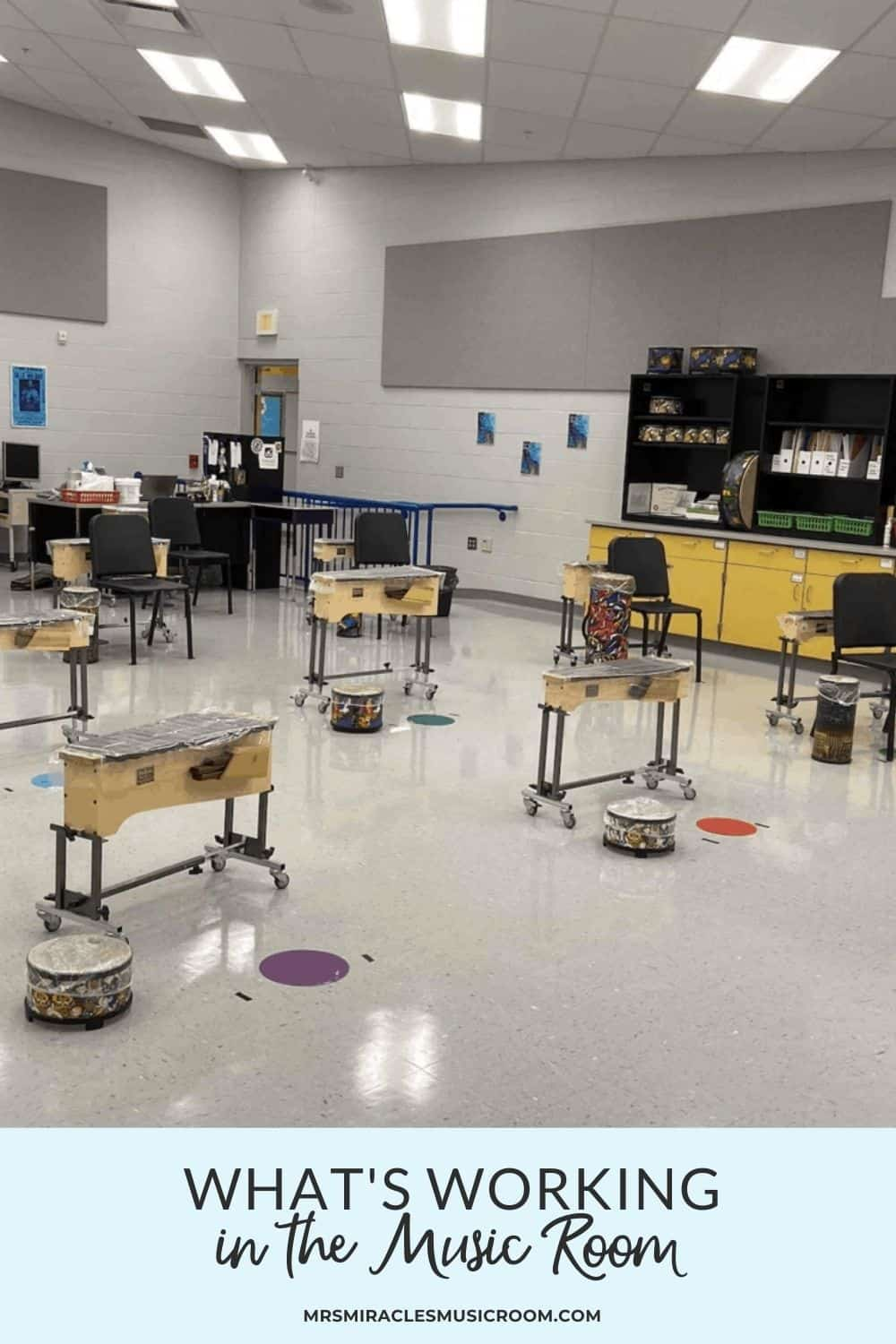 #059: What's Working within the Music Room
