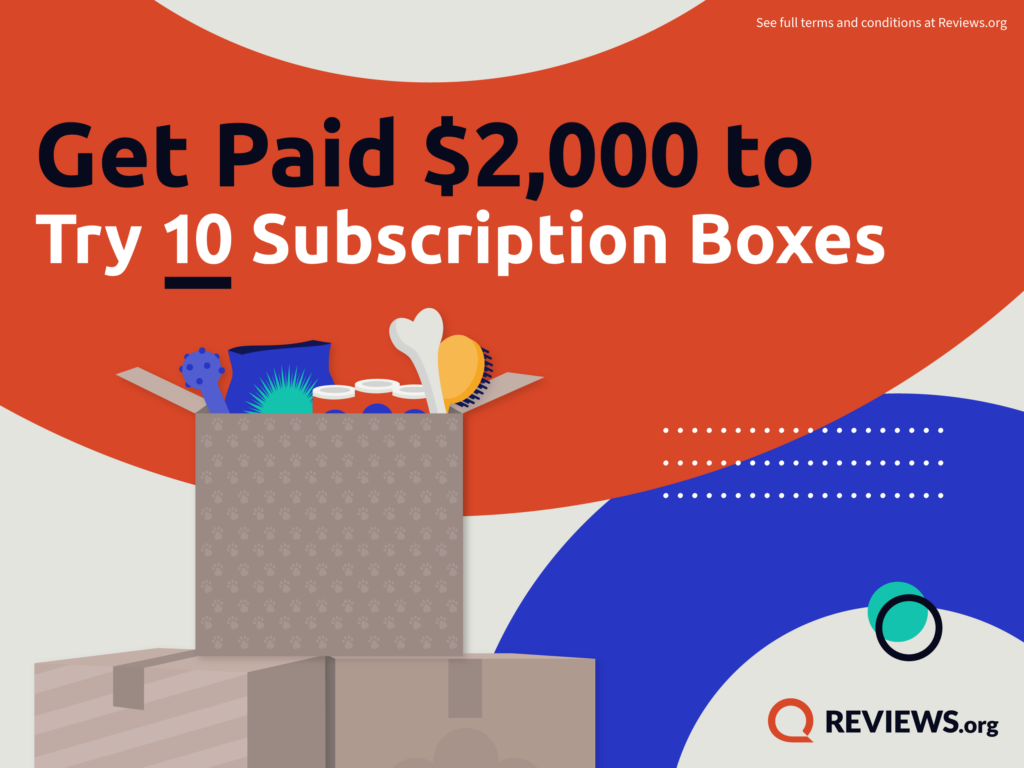 Dream Job: Get Paid $2,000 to Strive Subscription Bins!