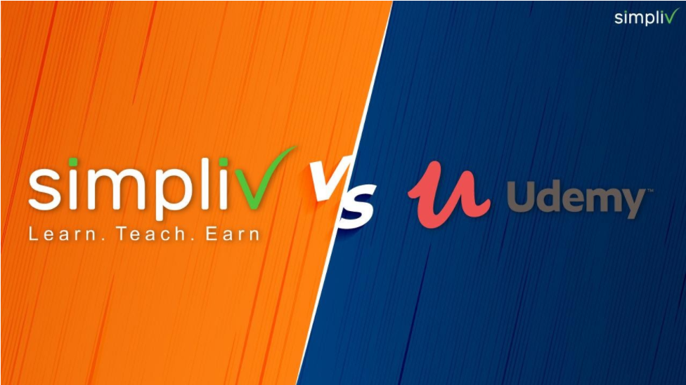 Simpliv Studying Vs Udemy 2021   Which One To Select? ( Who Win )