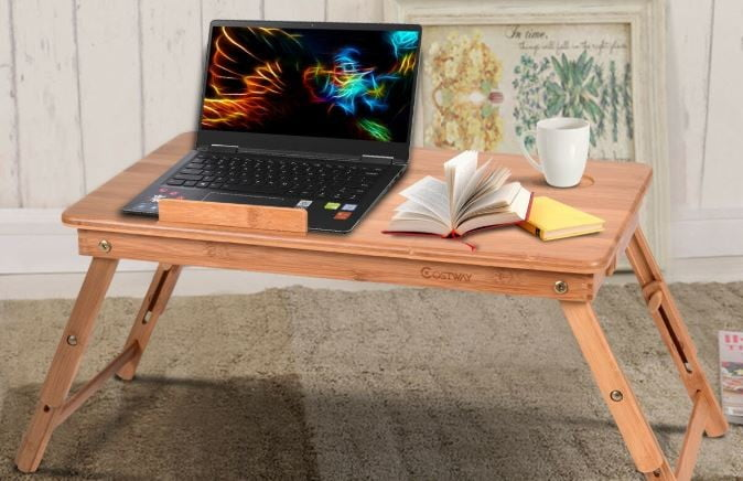 Main low cost lap desk offers to attain August 2021