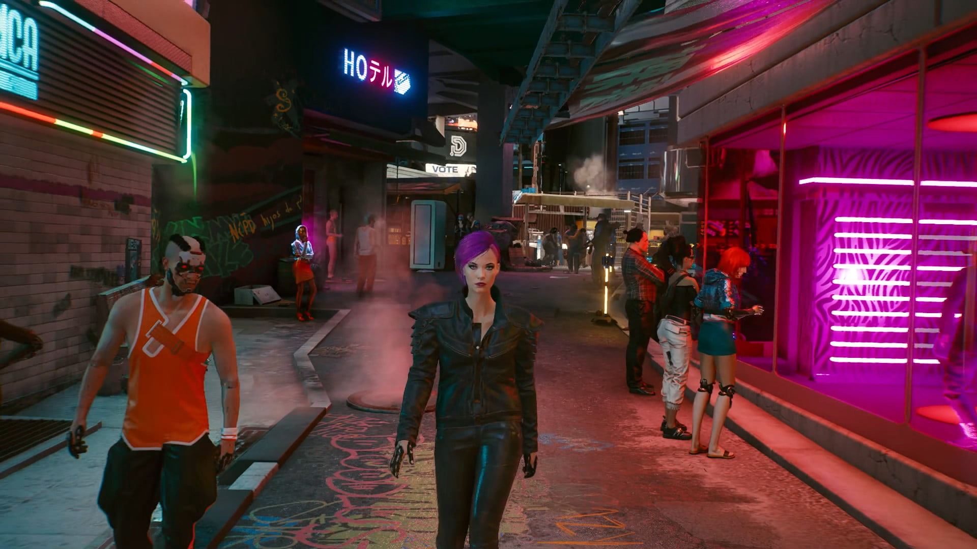 Cyberpunk 2077's sparse new DLC has gamers disenchanted