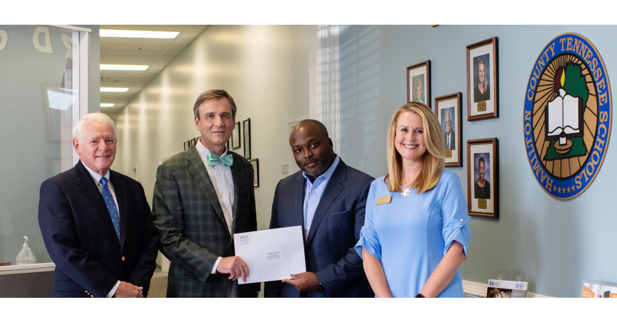 Bible within the Faculties Presents $1.8M Group Reward to Hamilton County Faculties