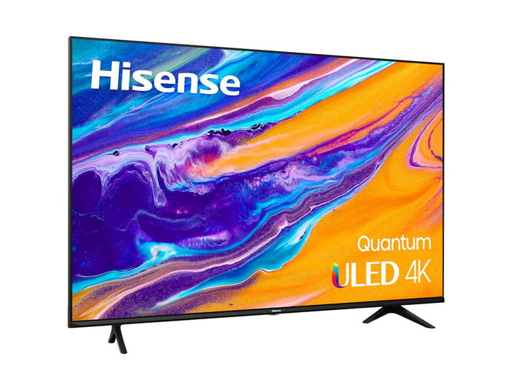 That is the most cost effective 65-inch QLED 4K TV you should purchase at present