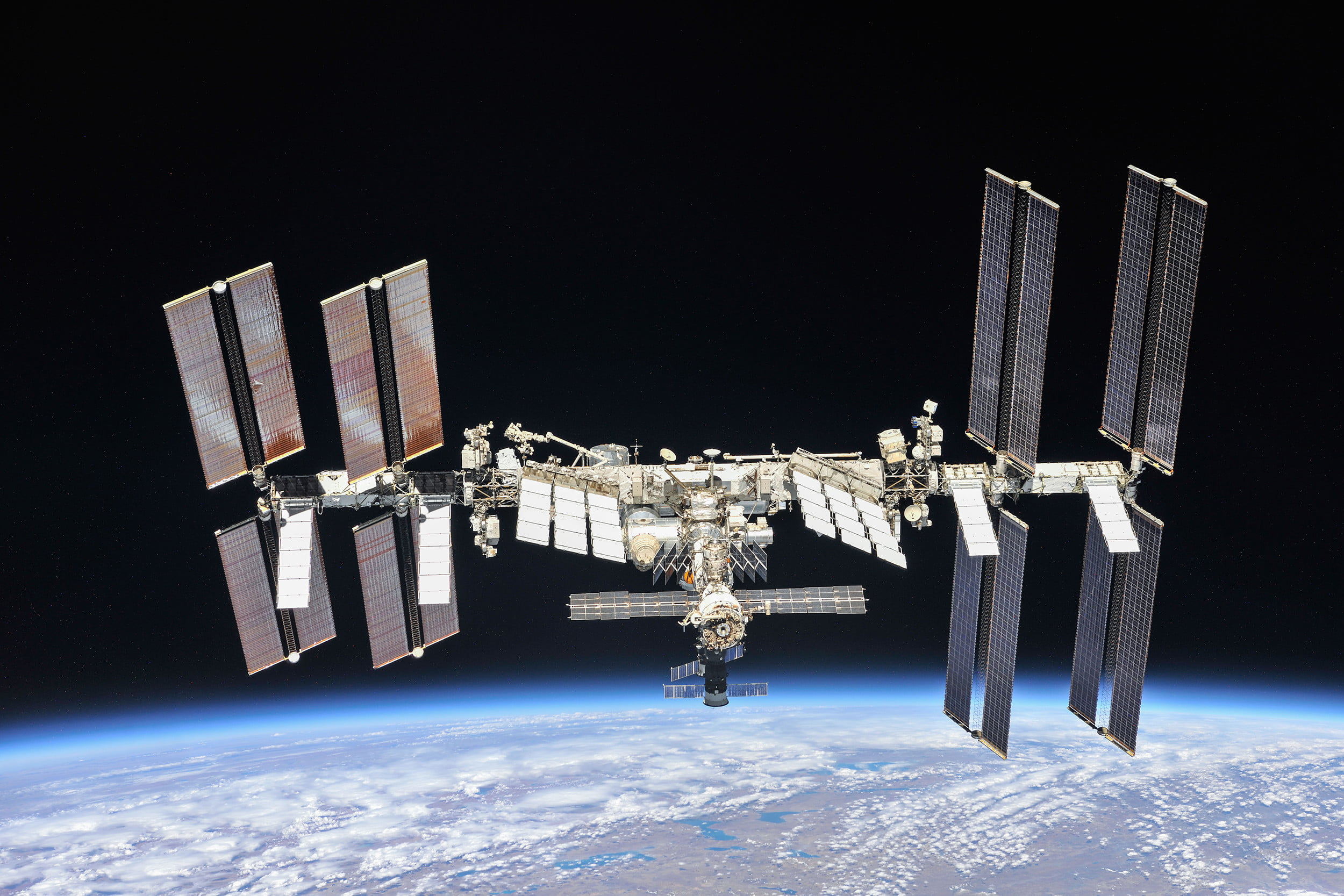 Astronaut's medical concern prompts NASA to name off Tuesday's spacewalk