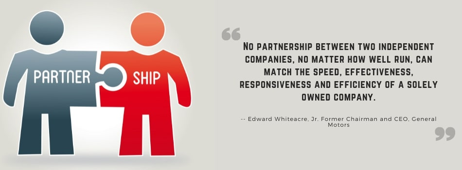 Staying Impartial within the Age of Enterprise Partnership Tradition