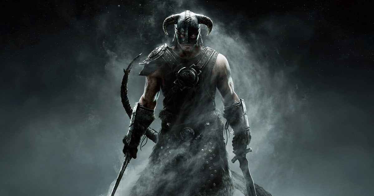 Skyrim celebrates its tenth anniversary with yet one more re-release