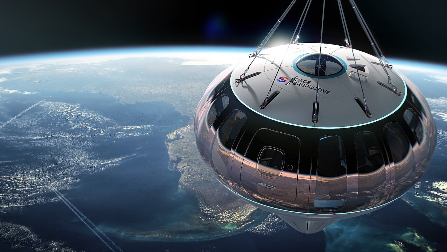 This luxurious capsule is competing for area tourism prospects