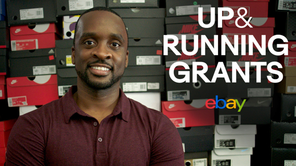 eBay Launches 2021 'Up & Running Grants' to Support Small Business Success